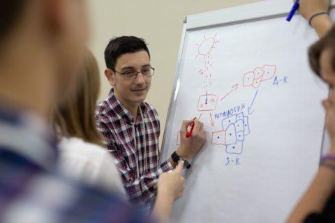 Сайт Всероссийского конкурса проектов